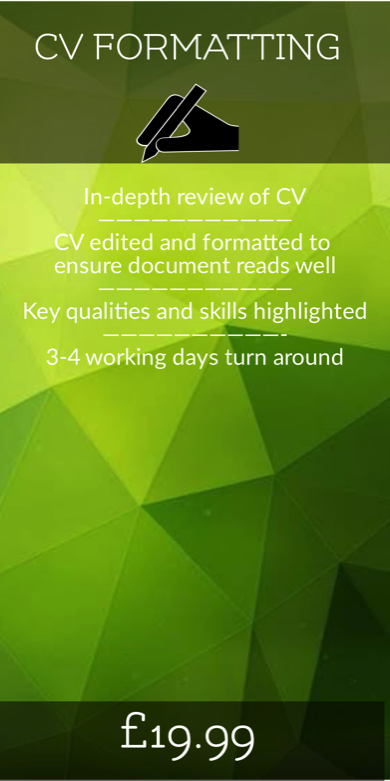 Best CV writing service uk